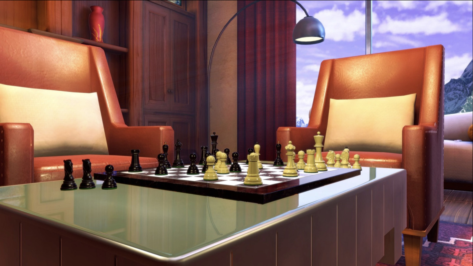 Magic Table Chess