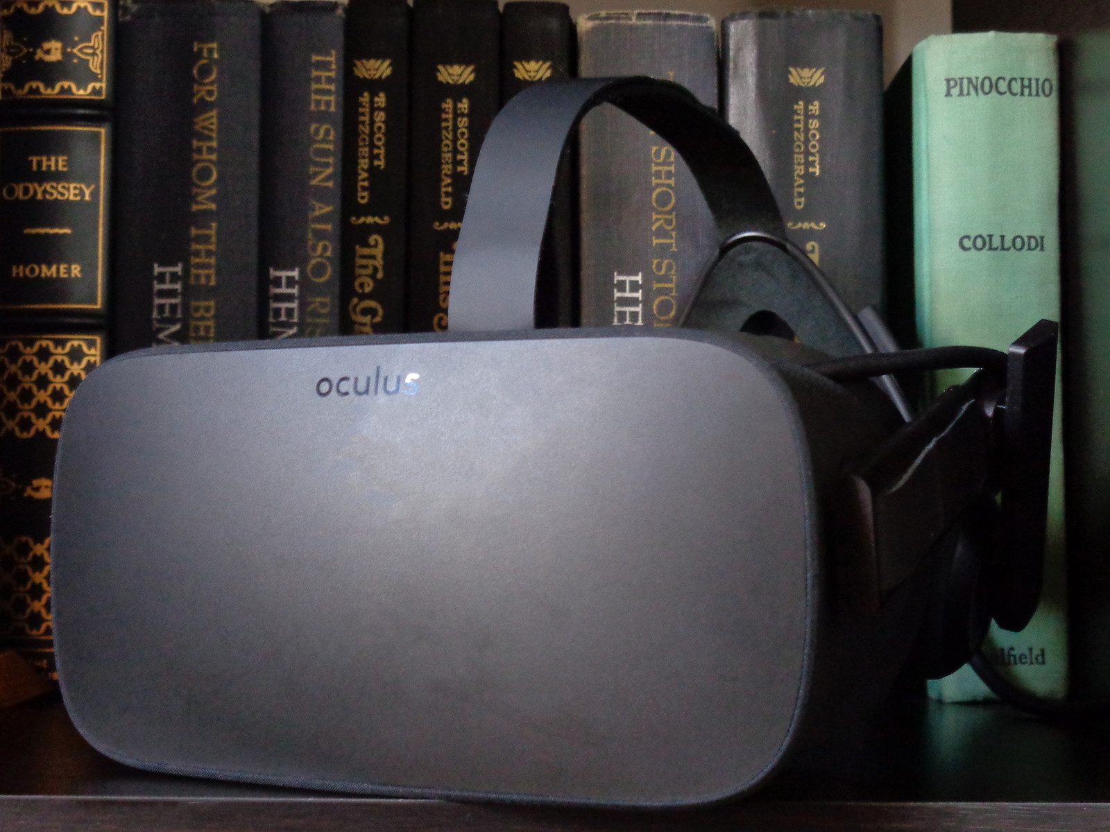How to check your Oculus sensor's view and boundary with Desk Scene