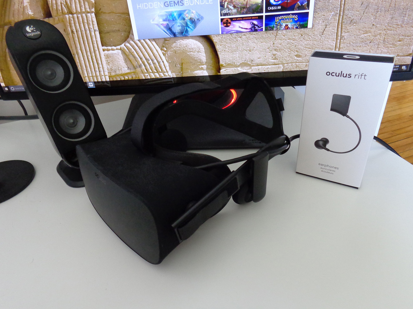 How to split audio between VR and PC speakers | VRHeads