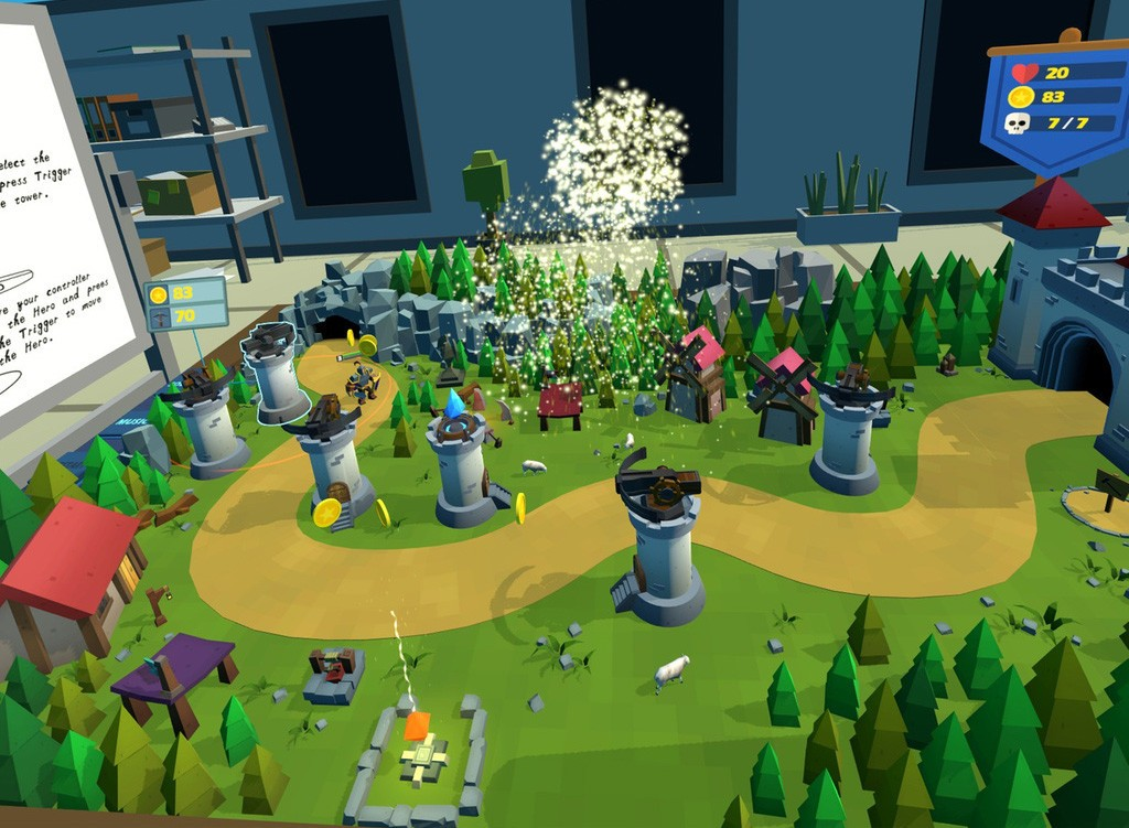Best Strategy Games For HTC Vive