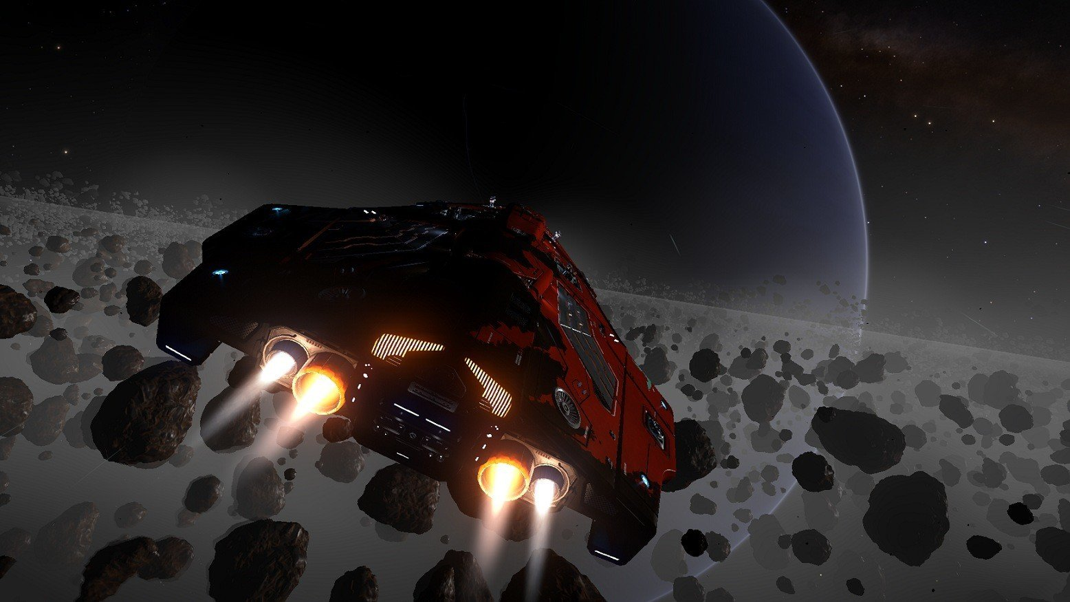 These are the best ships in Elite: Dangerous