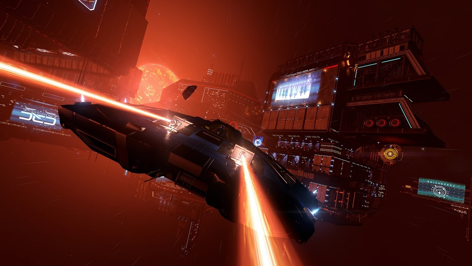 8 quick tips and tricks to survive PVP combat in Elite: Dangerous