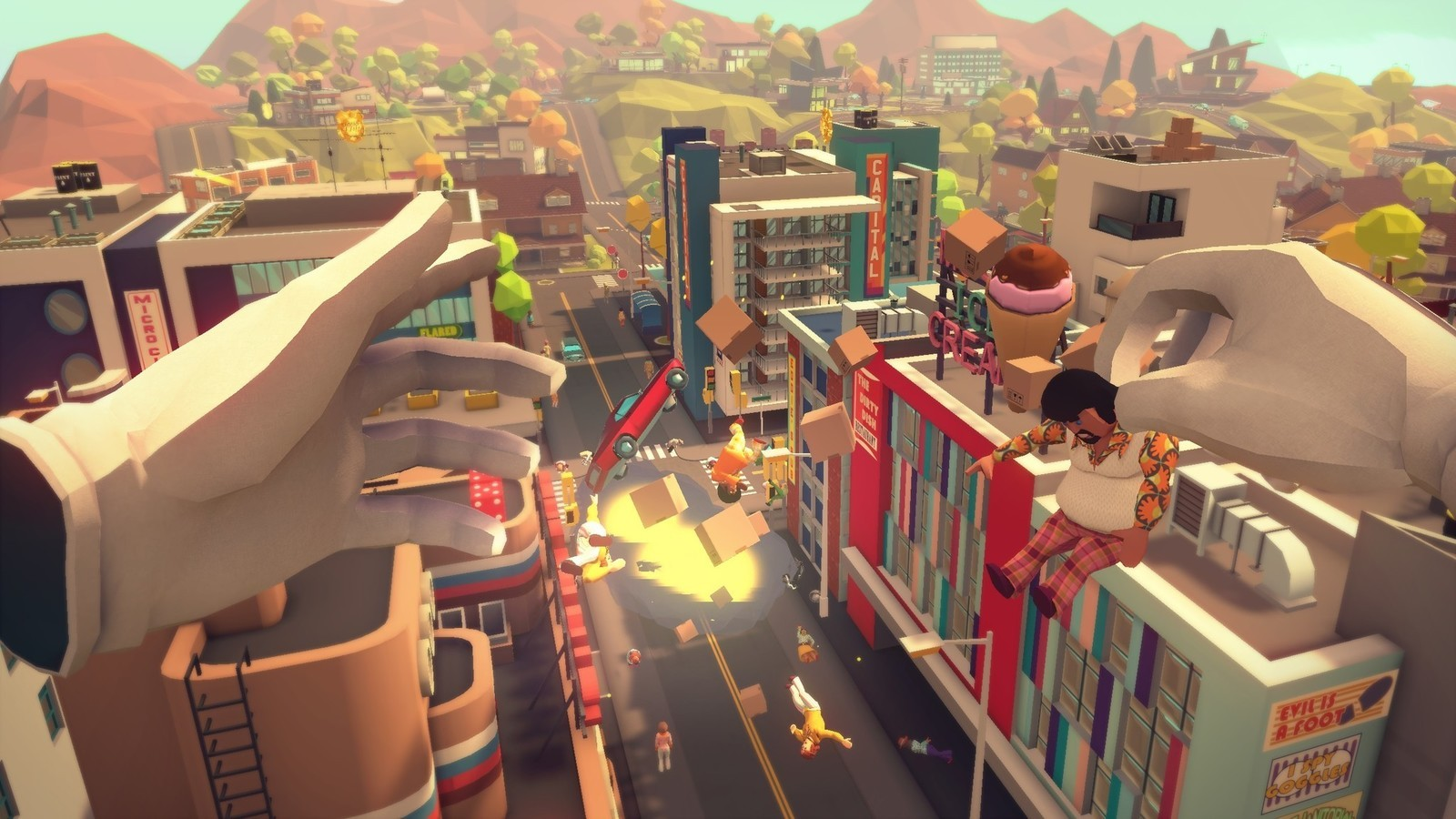 Giant Cop: Justice Above All review