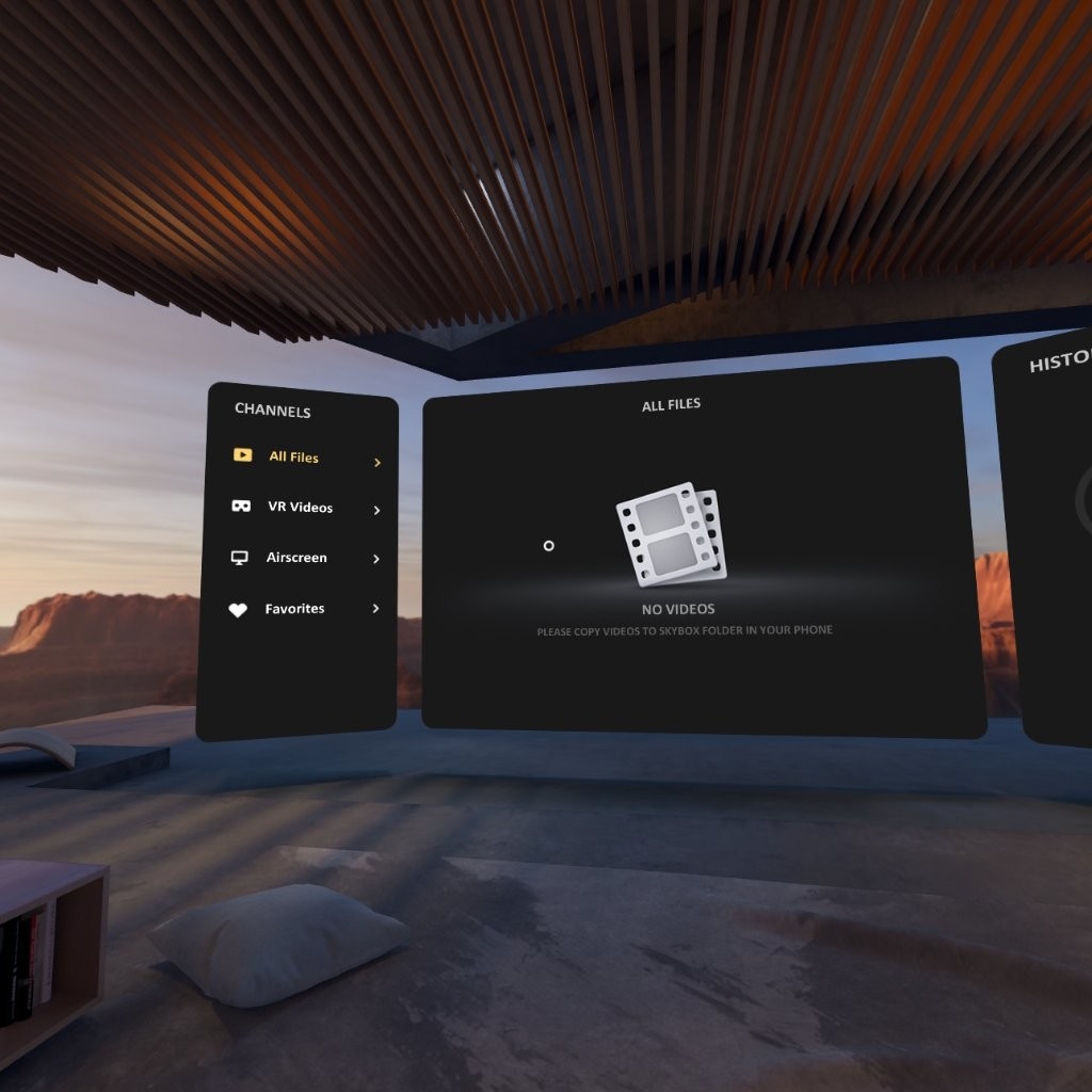Skybox VR aims to be the best media player for every