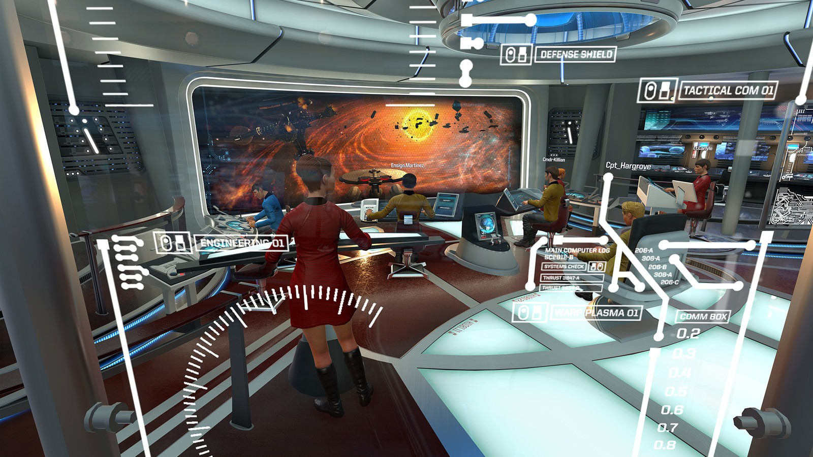 How to prepare your HTC Vive for Star Trek: Bridge Crew