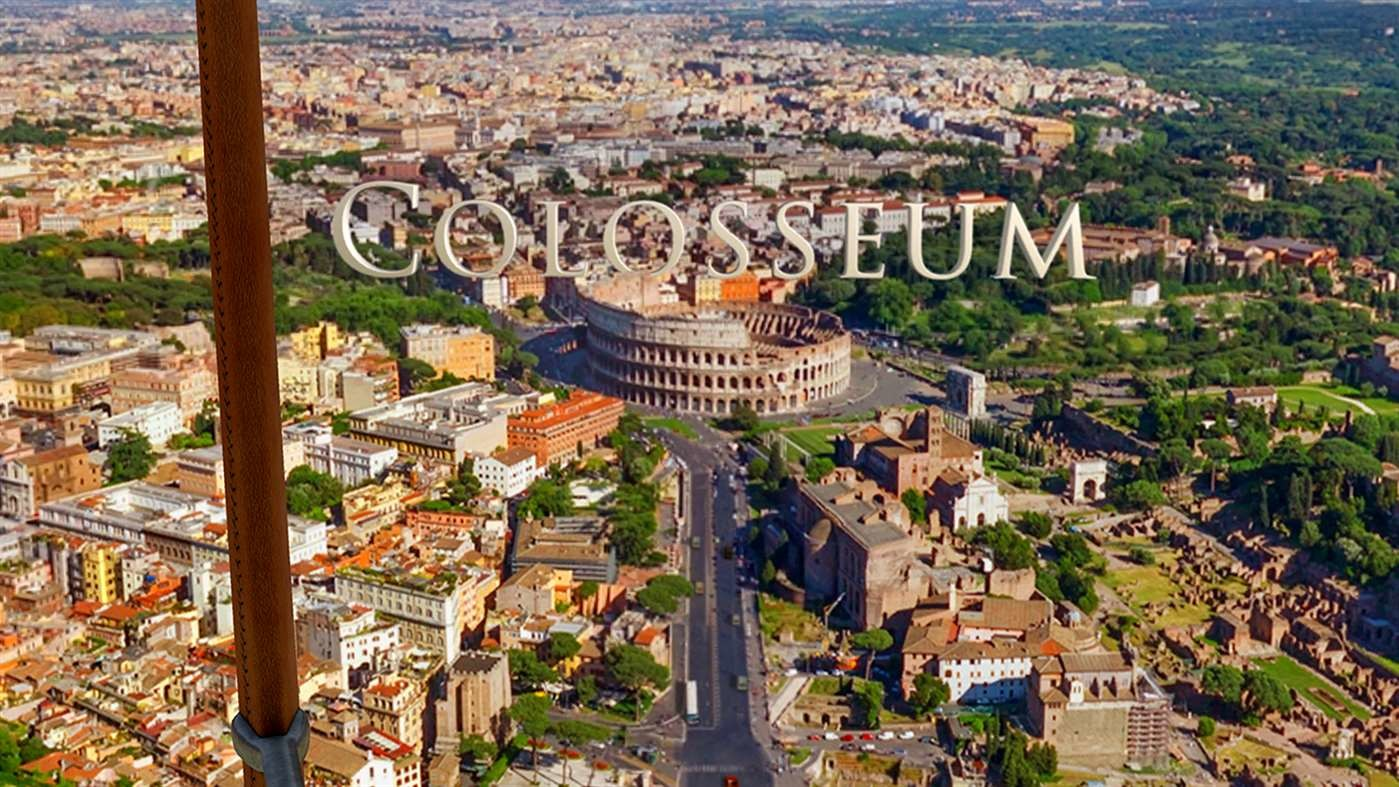 See Rome with HoloTour