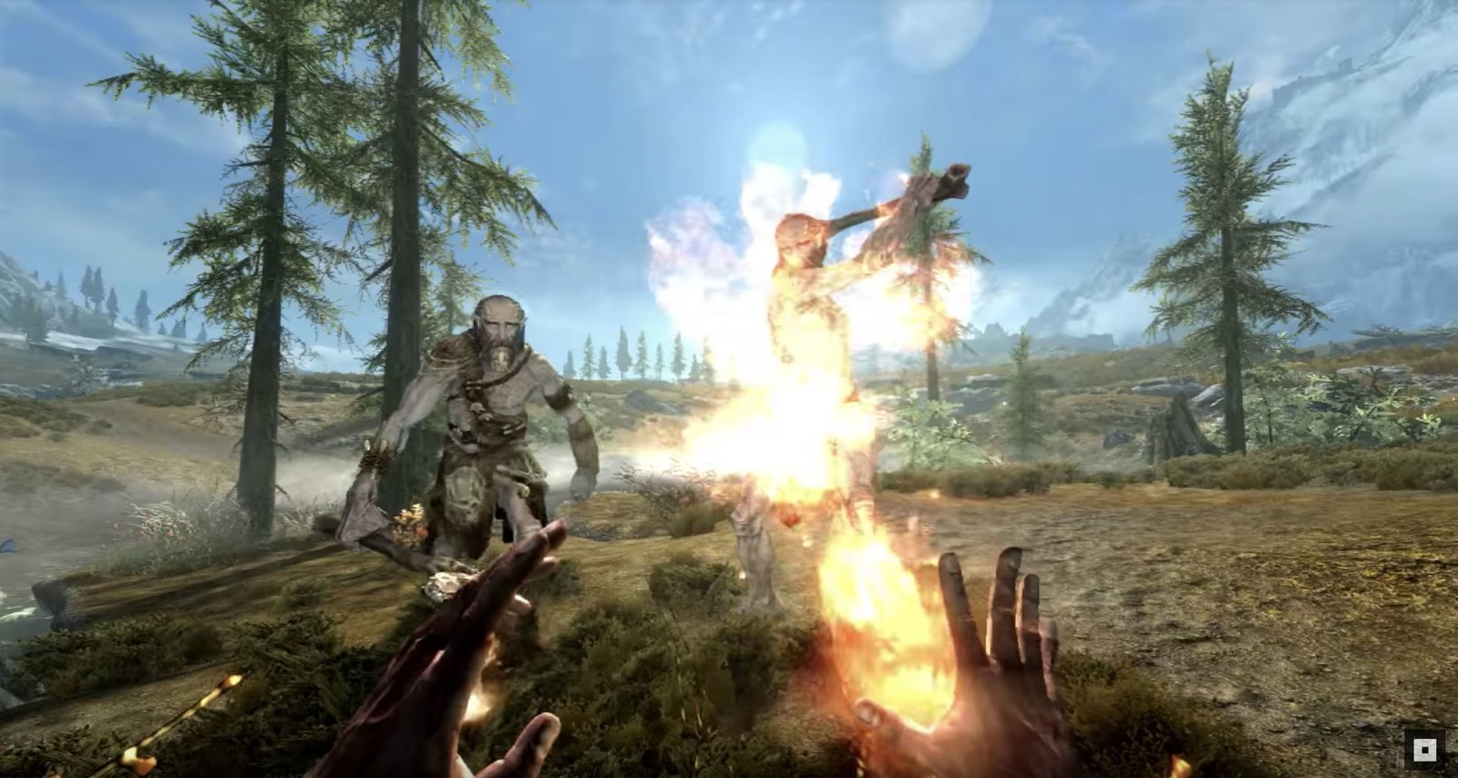 Skyrim VR in PSVR