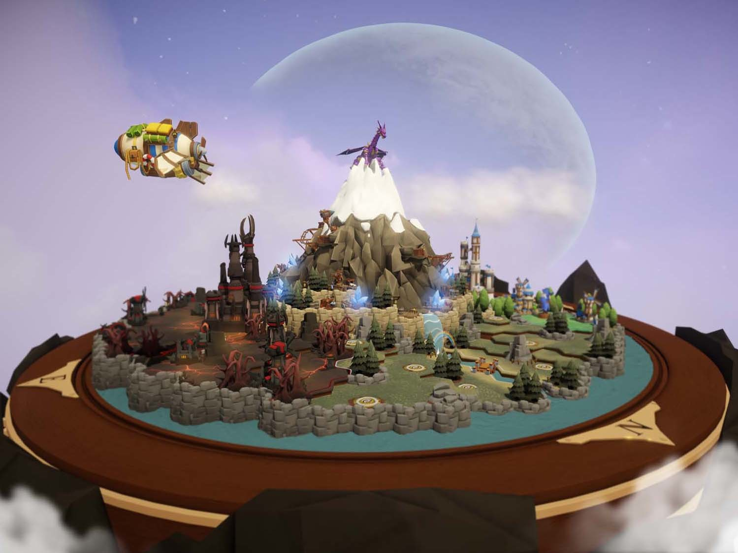 Best Strategy Games For Oculus Rift