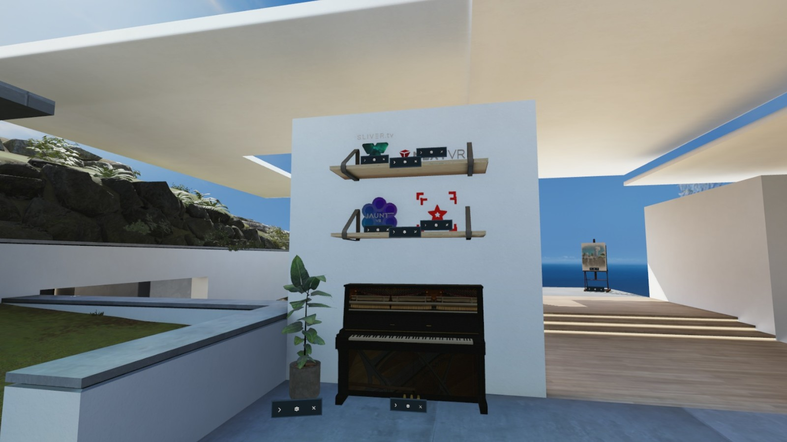 How to personalize the Windows Mixed Reality Cliff House | VRHeads