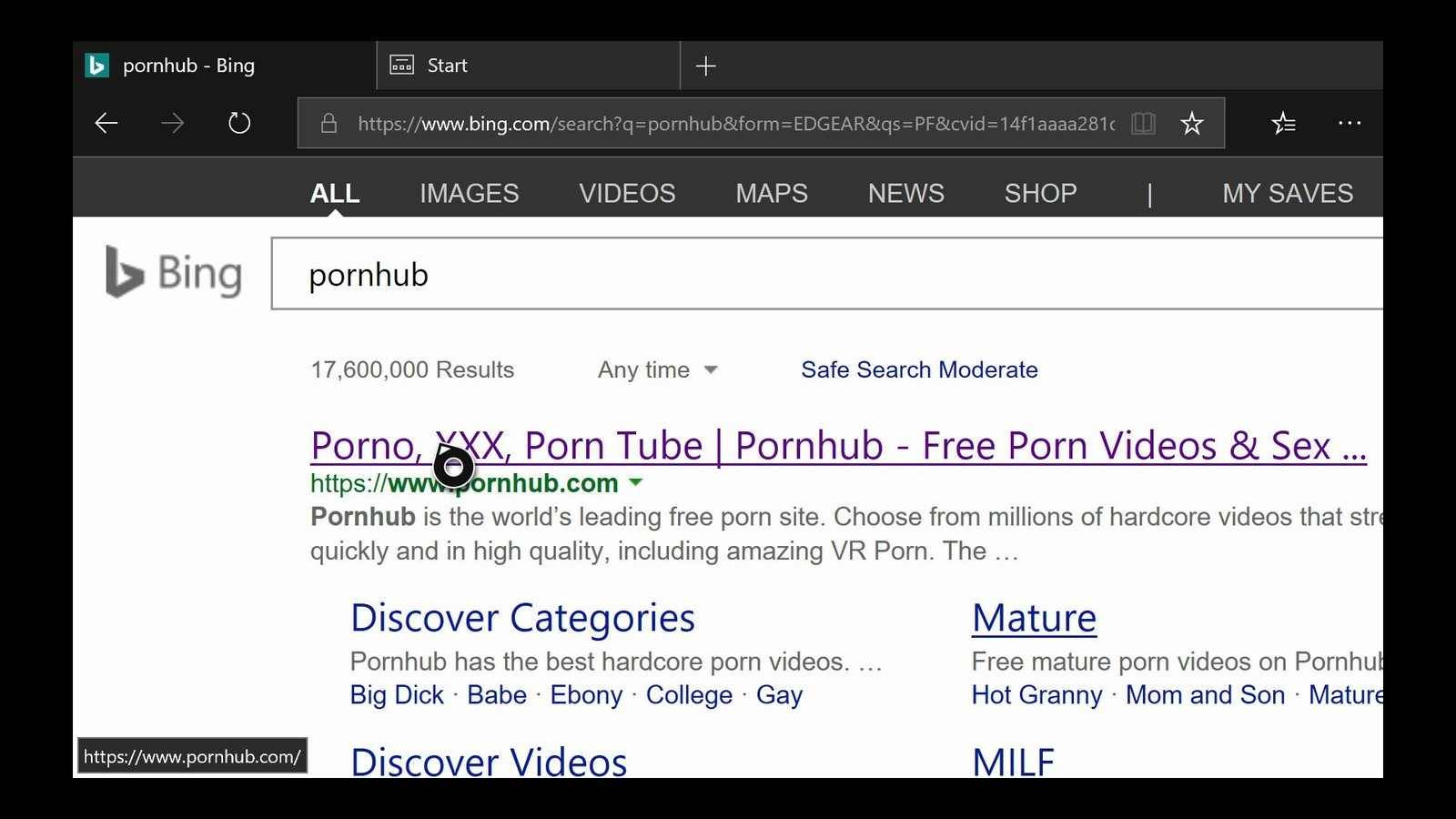 Hand held porn sites