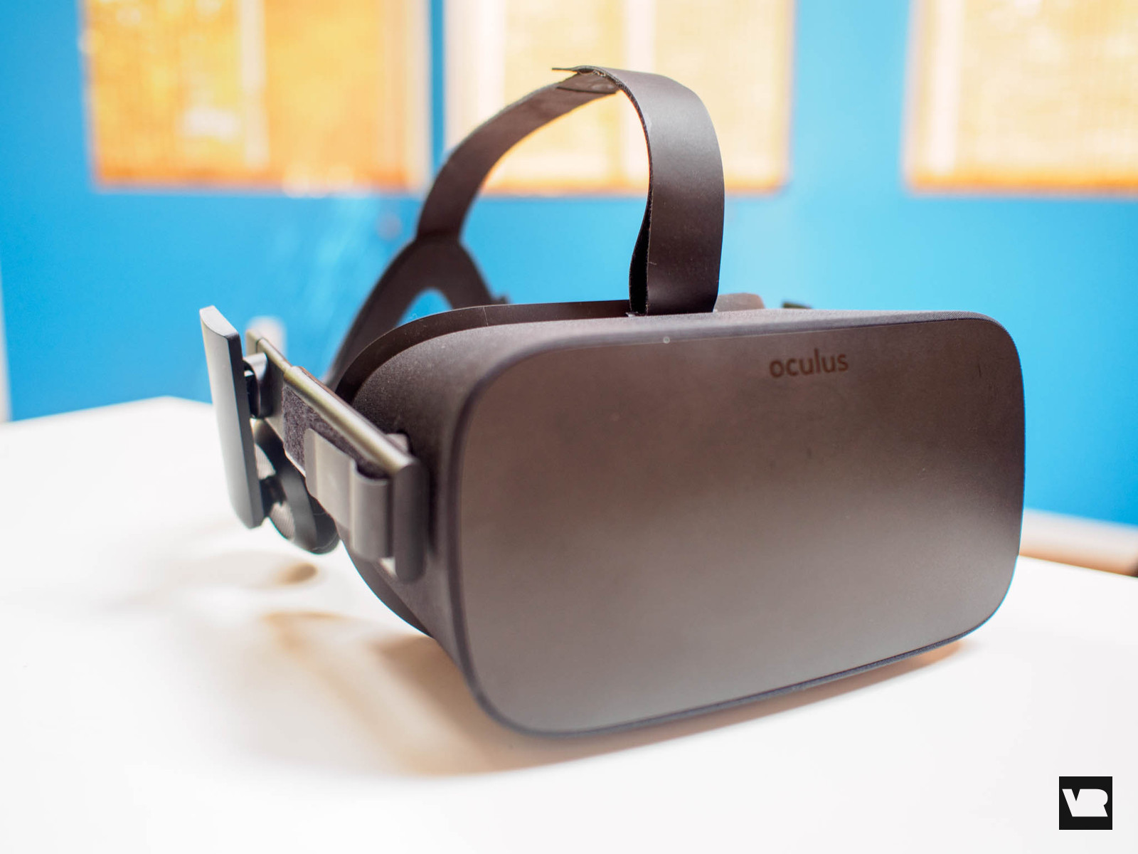 Meet the Oculus Rift