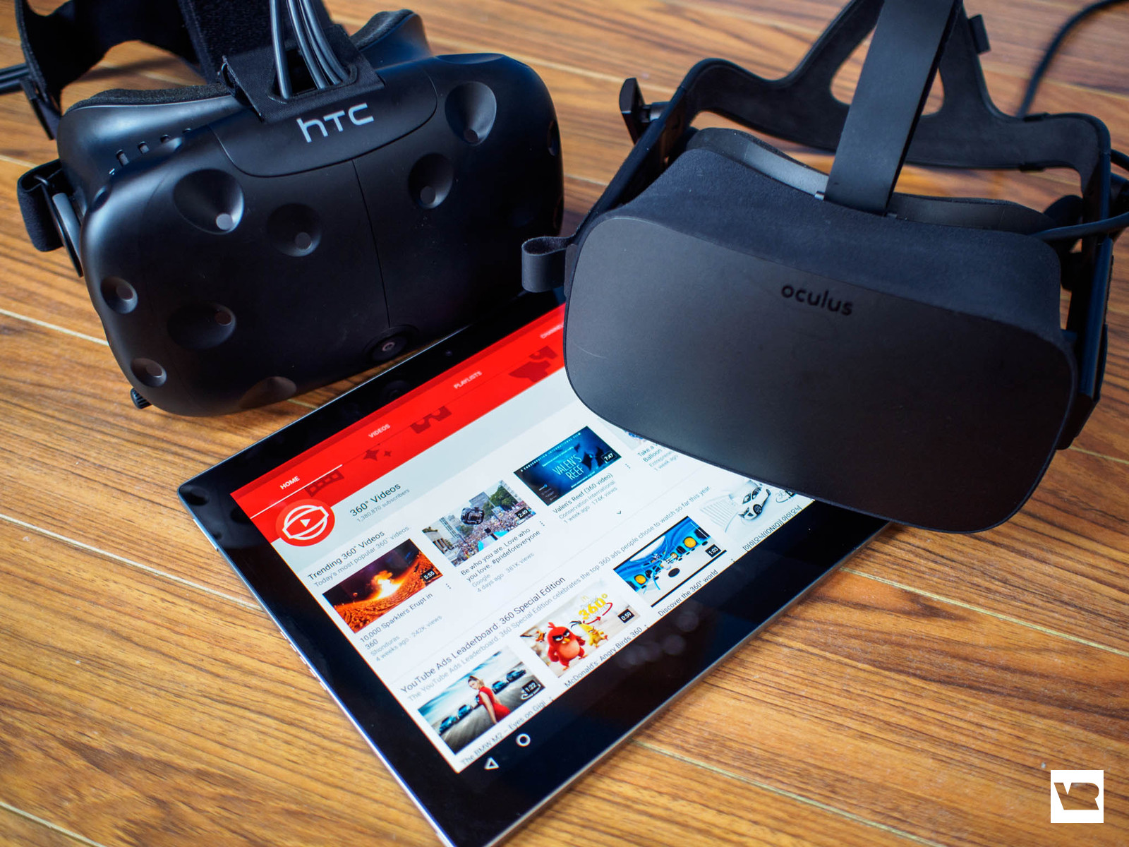 8b1341b4b45db How to watch 360-degree YouTube on HTC Vive and Oculus Rift