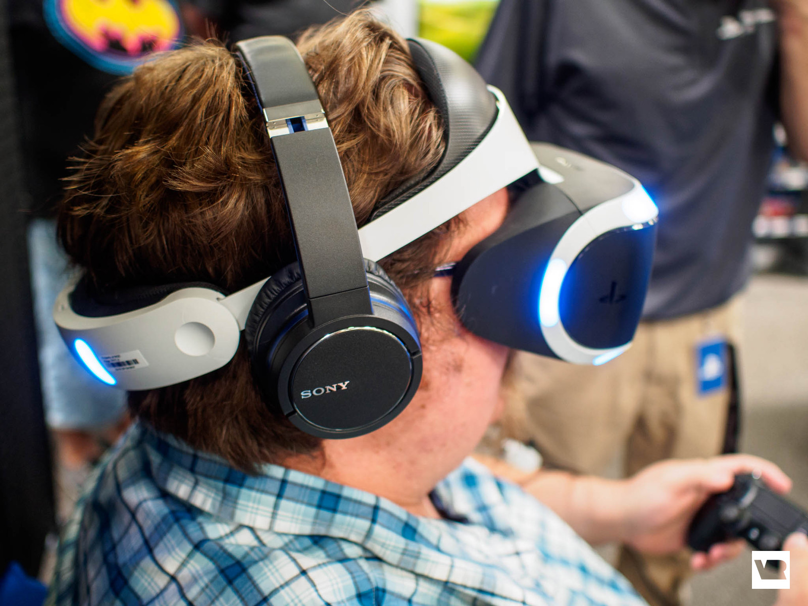 PlayStation VR headphones
