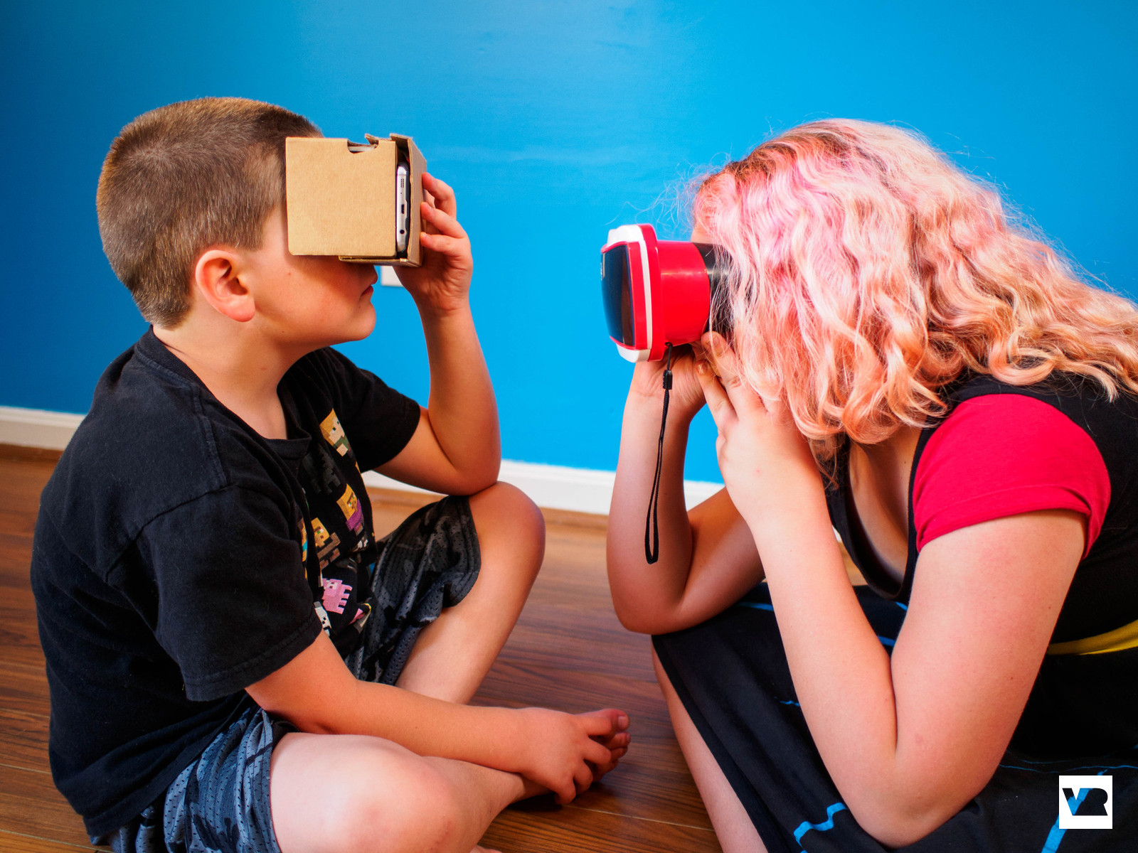 vr parents care