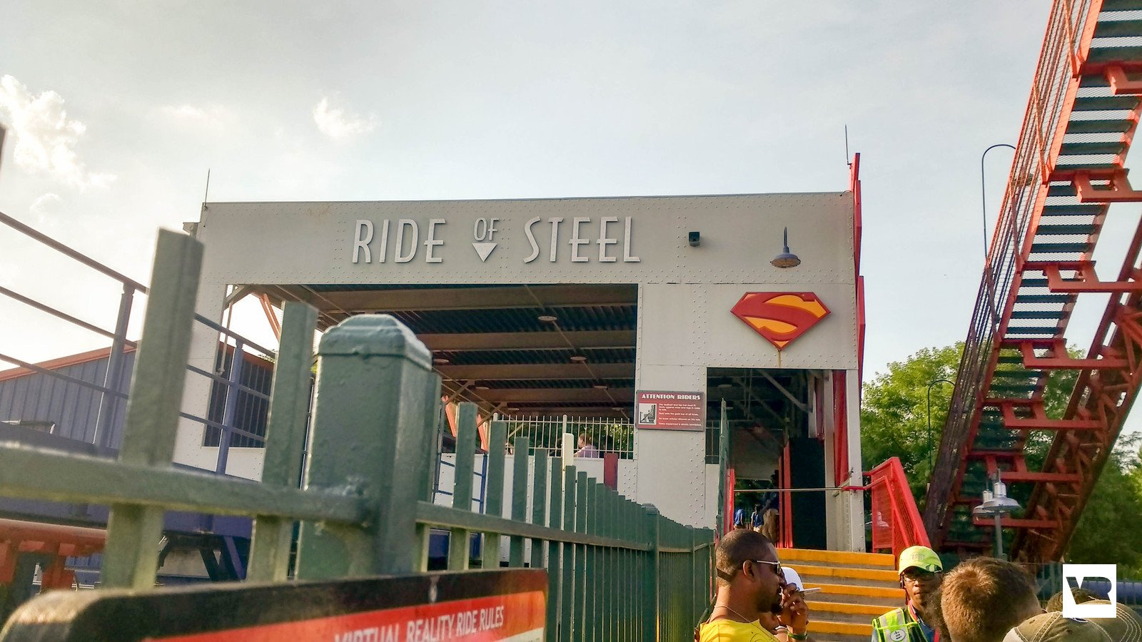 Ride of Steel VR