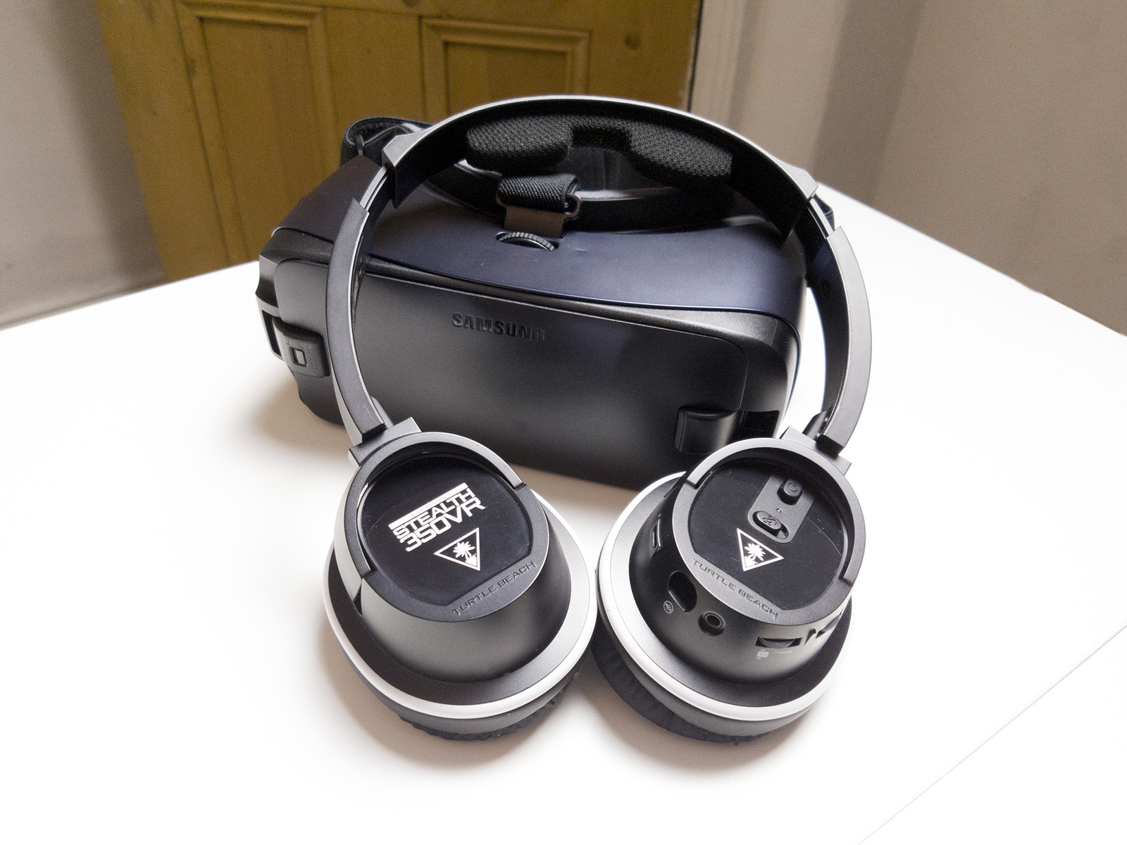f43a7edf748 The Turtle Beach Stealth 350VR is a great starting point for VR ...