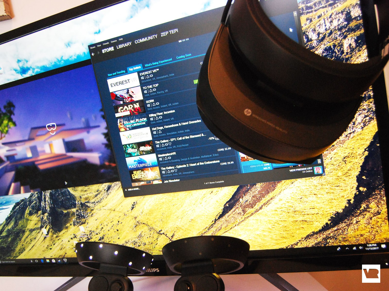 How To Fix Steamvr Compositor Errors In Windows Mixed