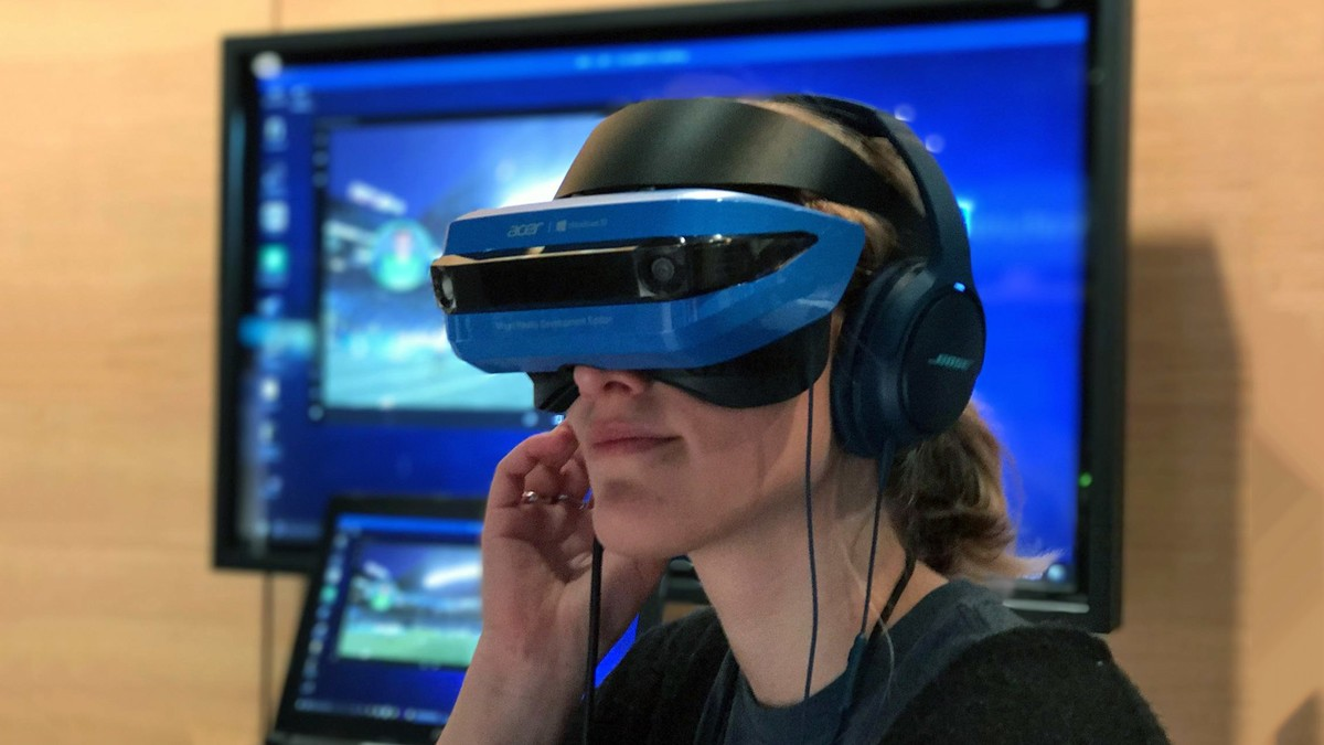 Acer Mixed Reality